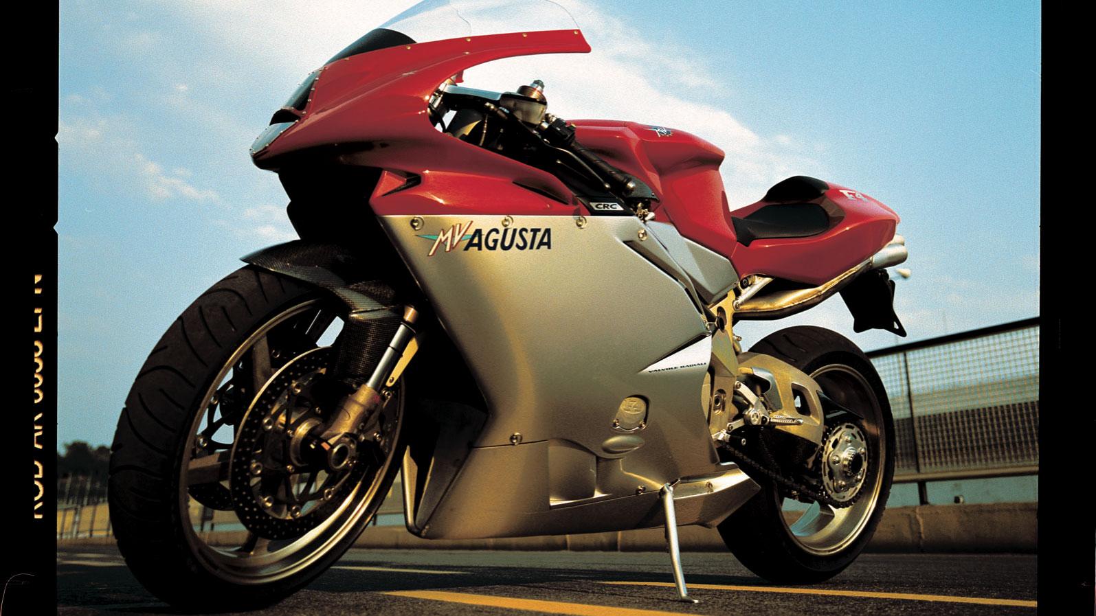 MV Agusta F4 750 Serie Oro