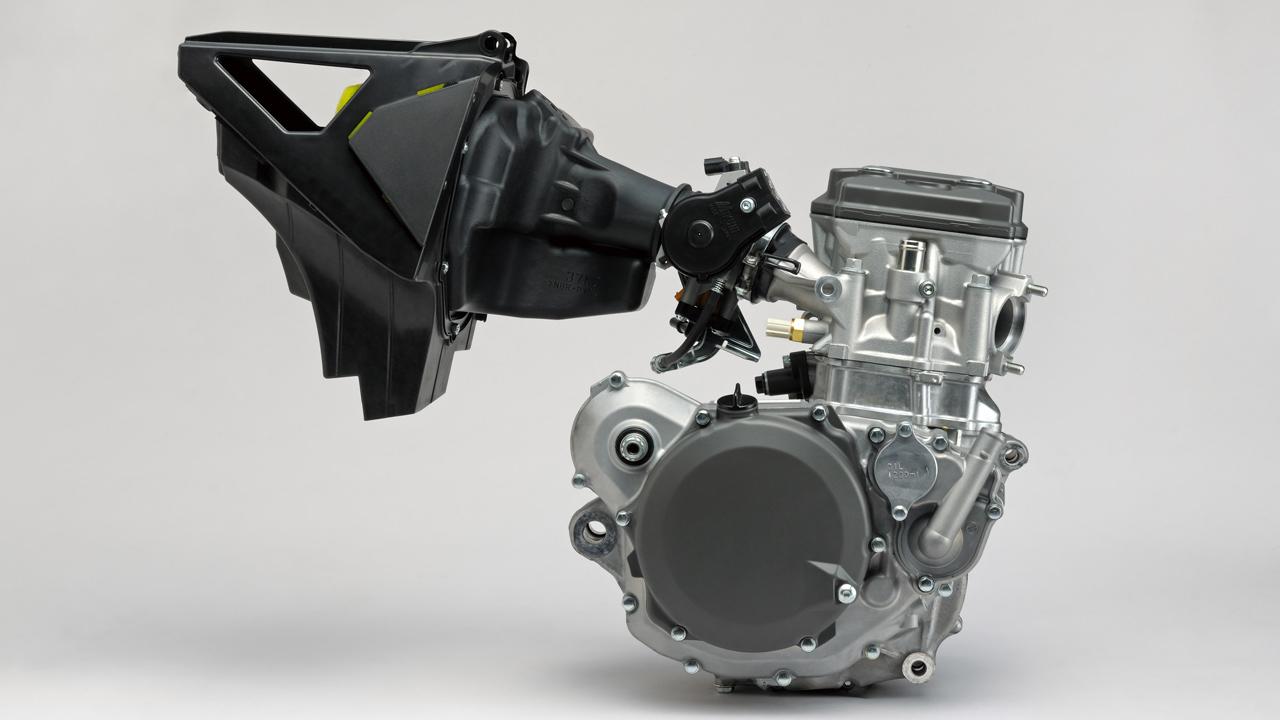 fotos Suzuki RMZ 450 2018