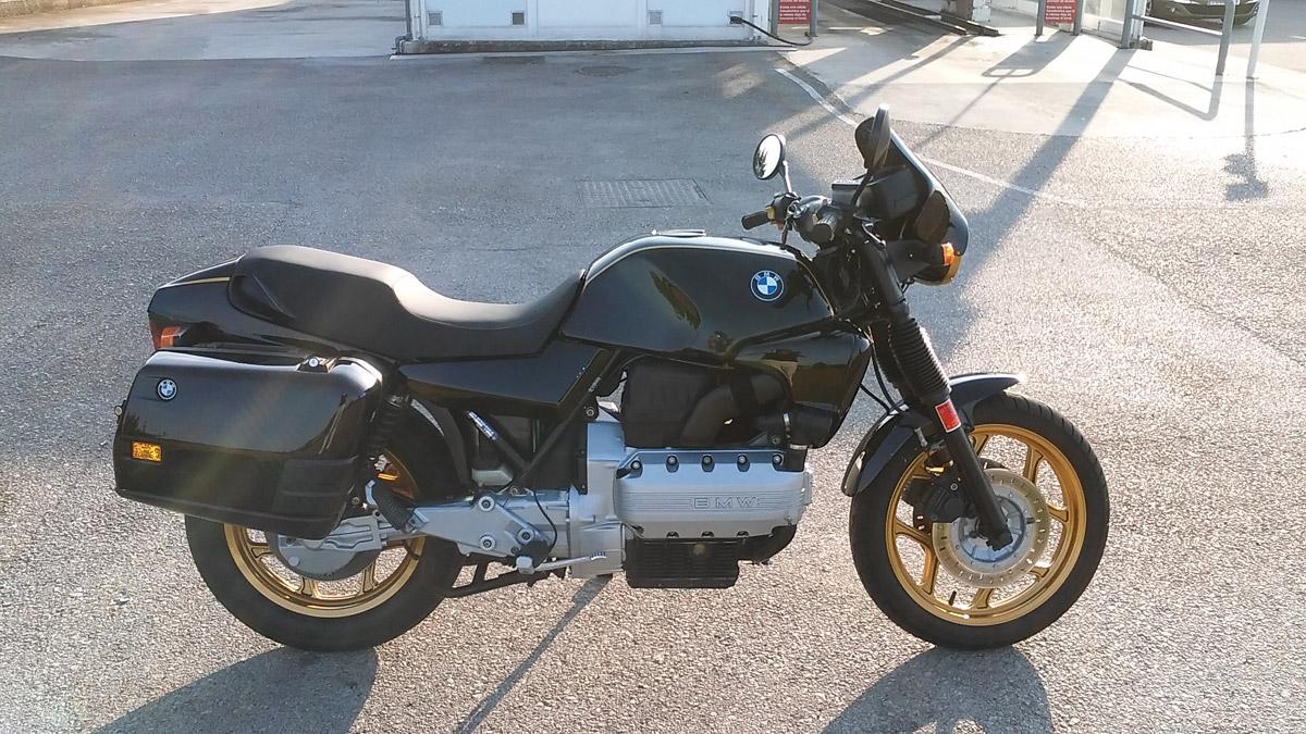 BMW Heritage Custom Project: Fotos de las primeras preparaciones