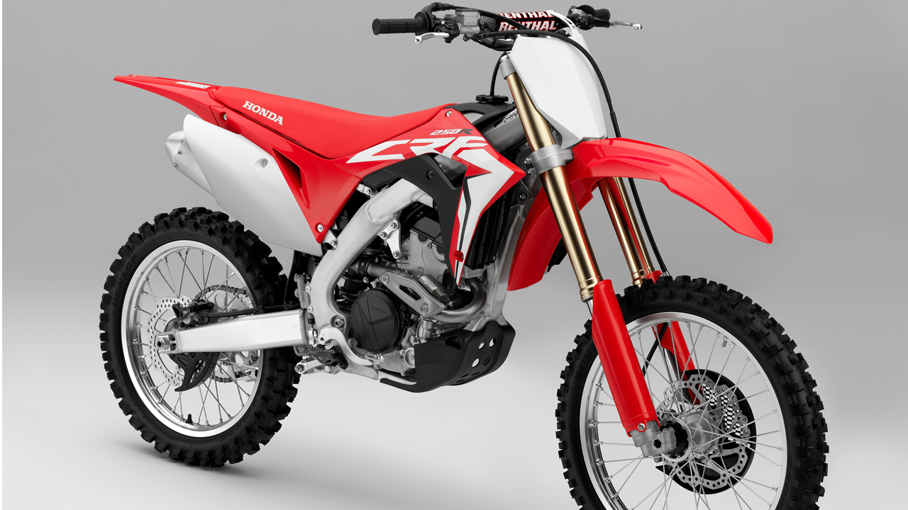 fotos Honda CRF 250 2018