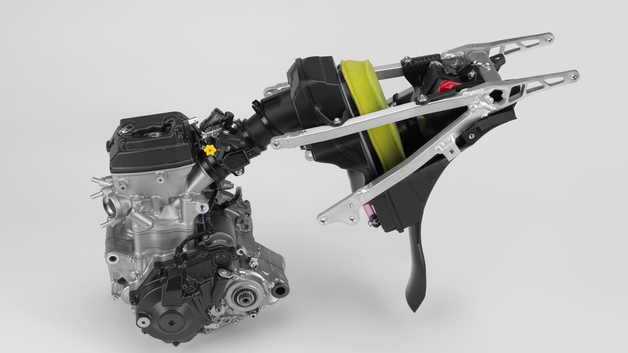 fotos Honda CRF 250 2018