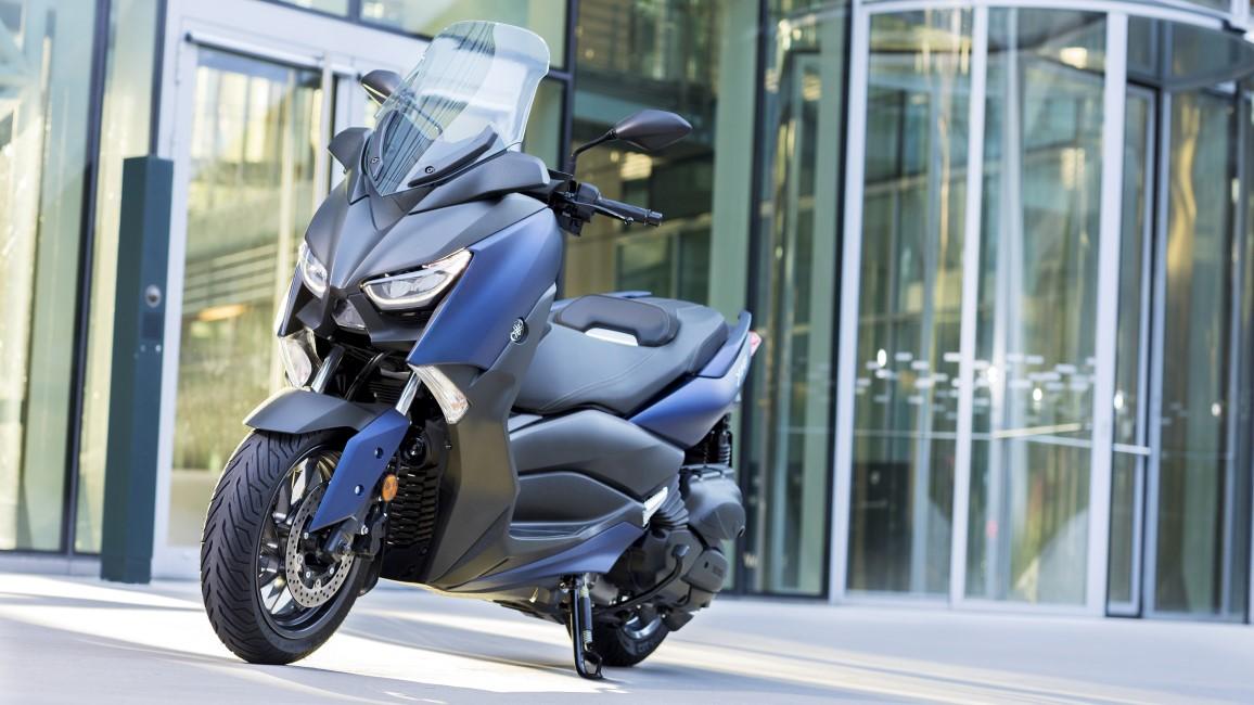 Yamaha X-Max 400 2018, fotos