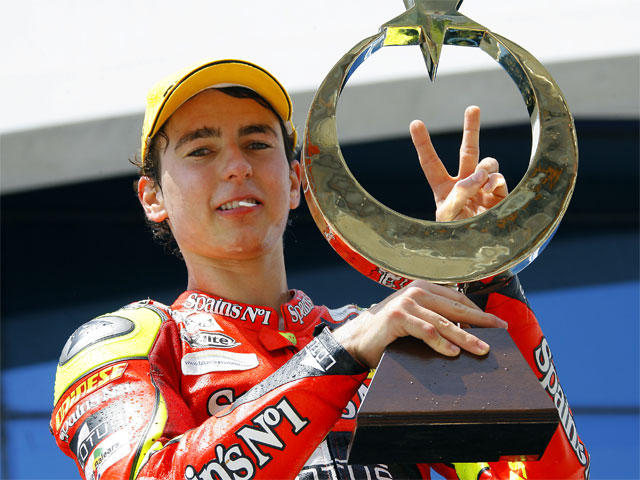 GP de Turquía. Carrera de 250