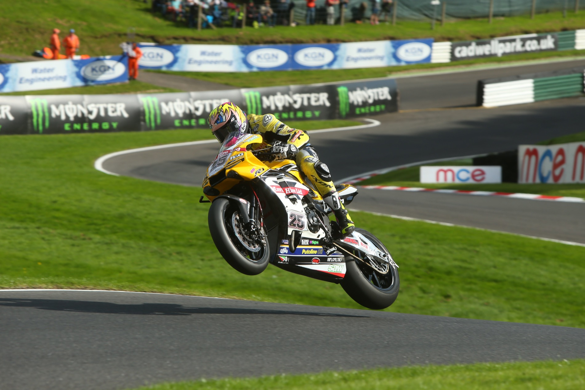'The Mountain', con Josh Brookes