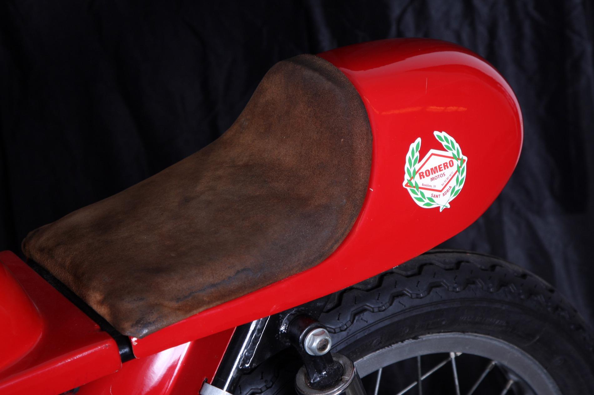 Fotos de la Bultaco TSS 125