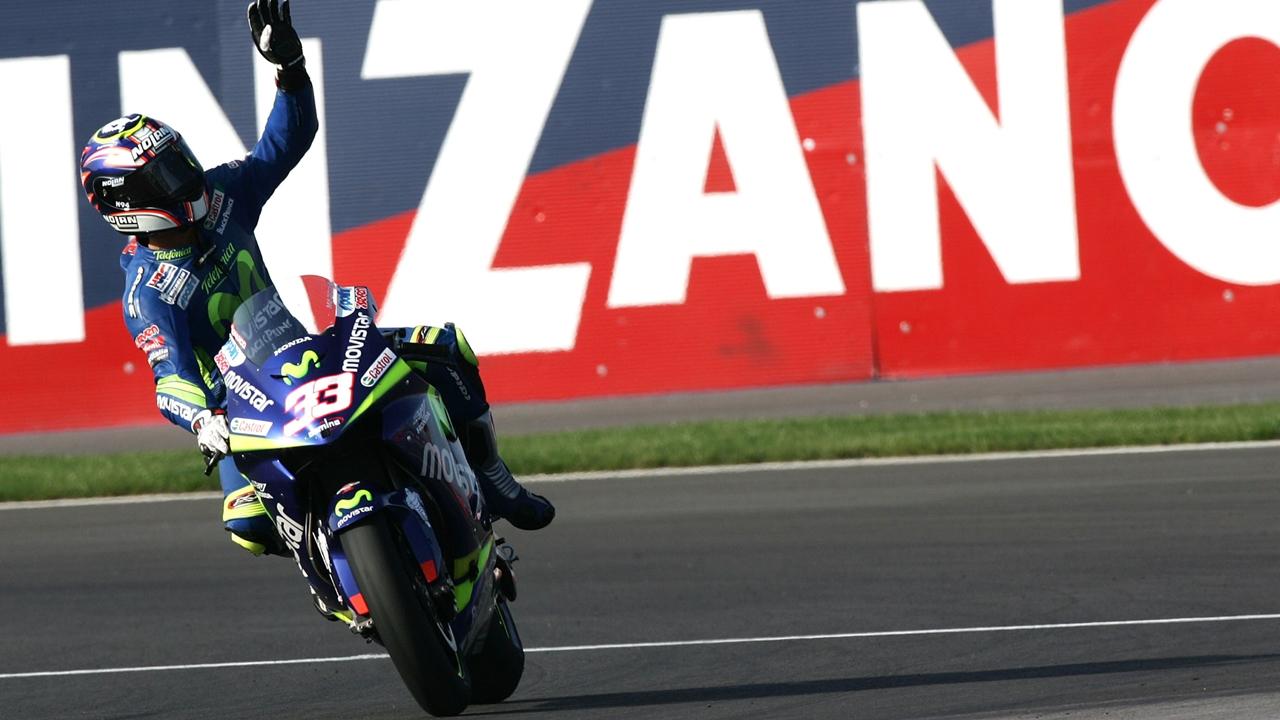 100 victorias de Italia en MotoGP