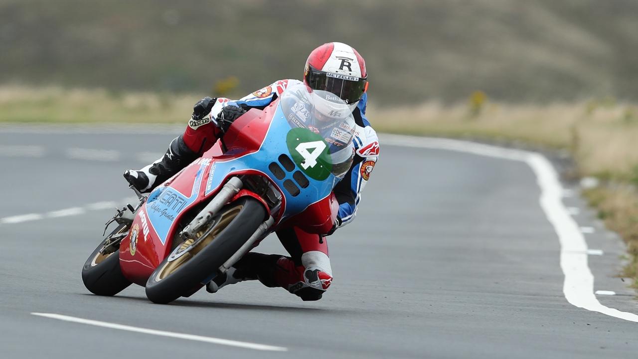 Las motos del Classic TT 2017