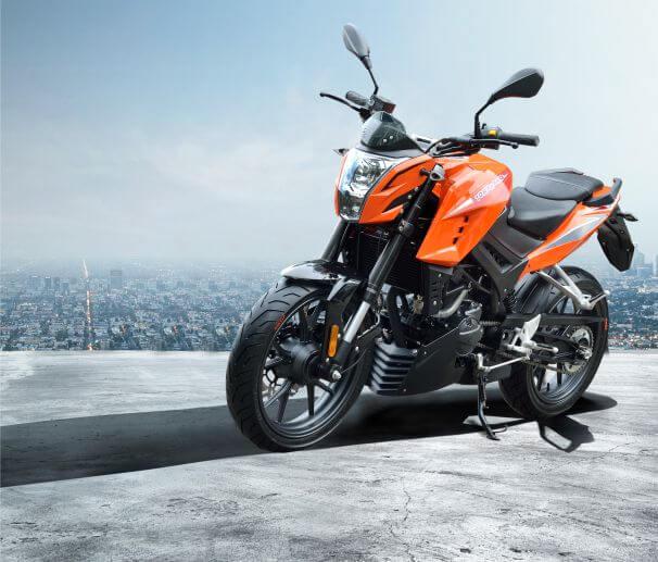 Copias de motos descaradas made in China
