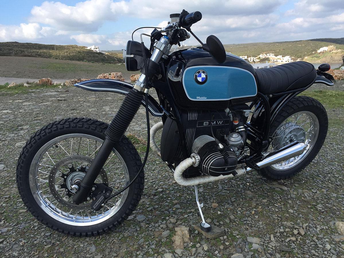 BMW Heritage Custom Project: Todas las preparaciones