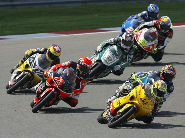 GP de Turquía. Carrera de 125