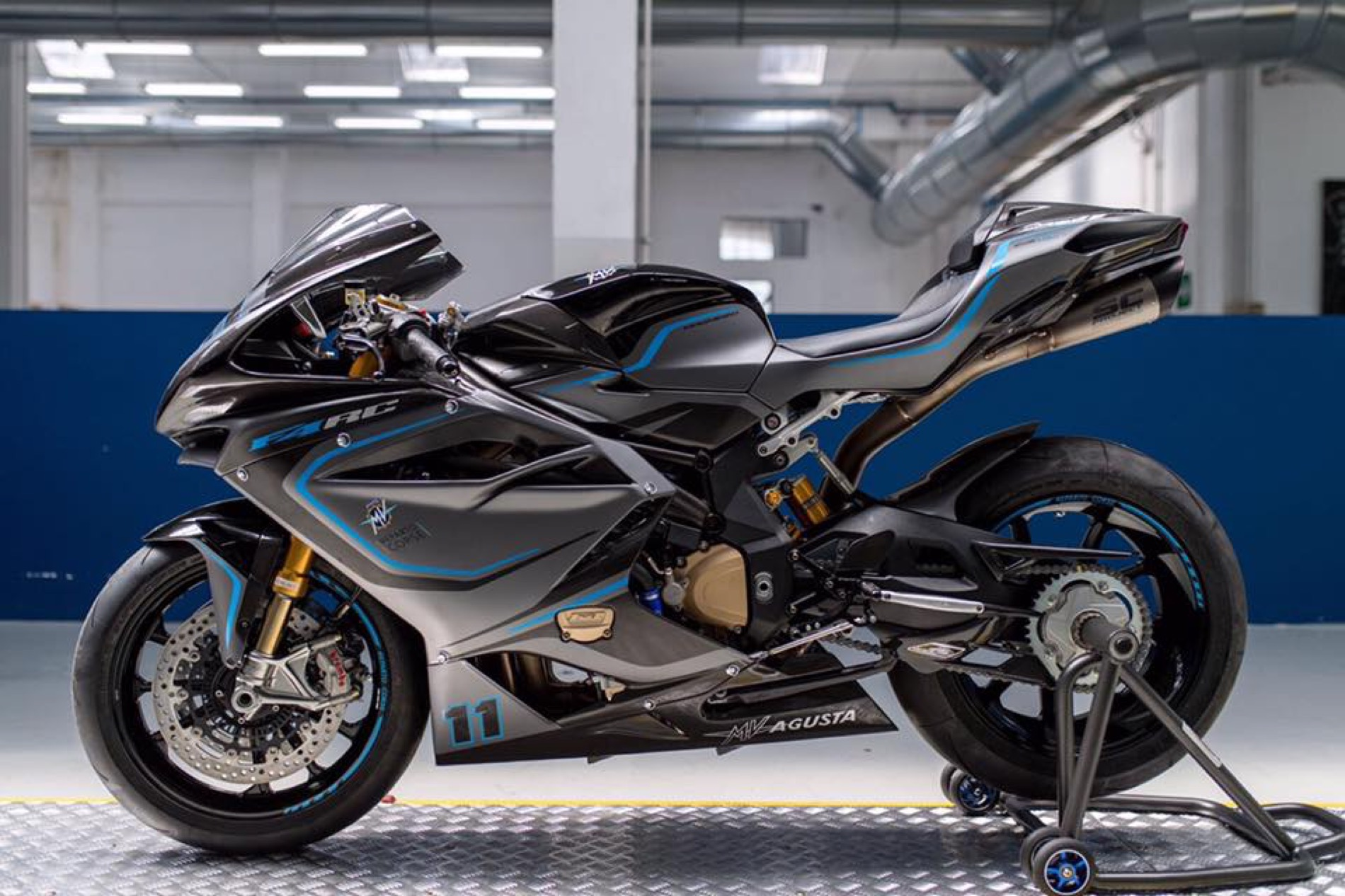 MV Agusta F4 RC BEASTS Edition