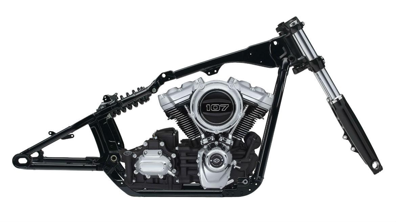 Harley-Davidson: Gama Softail 2018, fotos