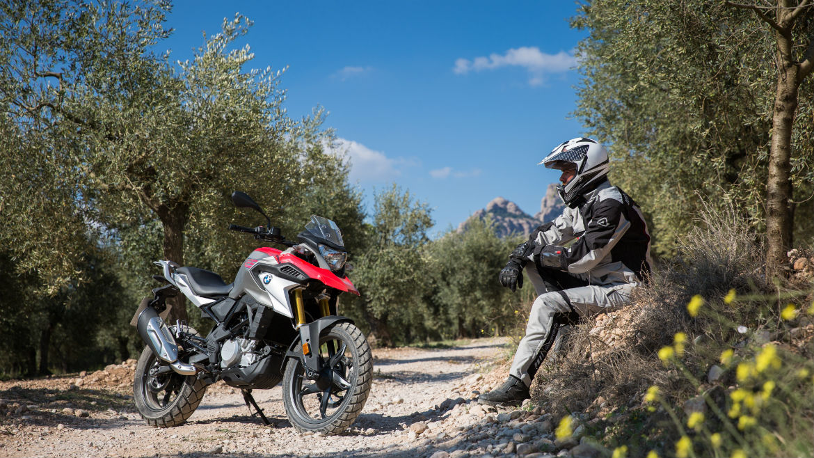 BMW G 310 GS, fotos