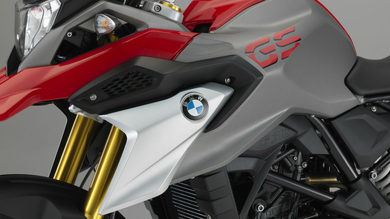 BMW G 310 GS, fotos