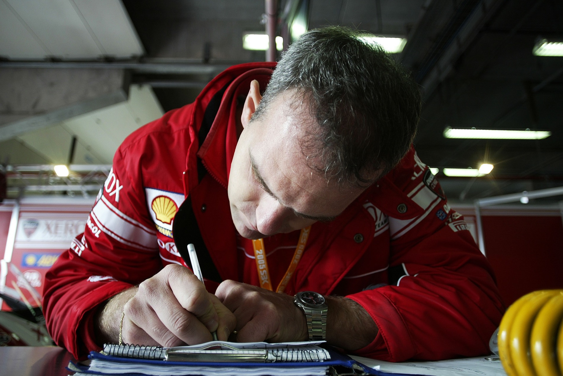 Ernesto Marinelli deja Ducati