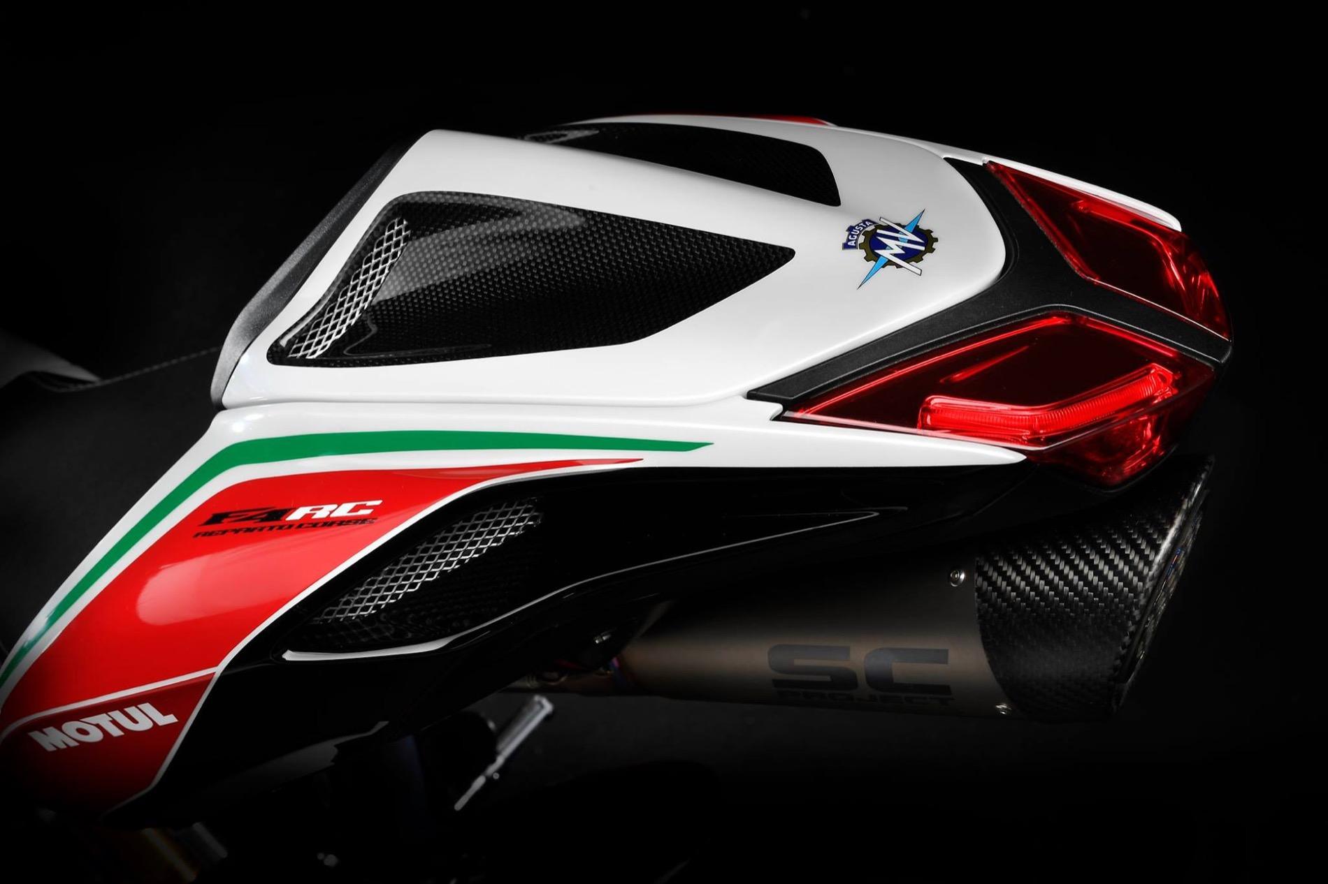 MV Agusta F4 RC 2018