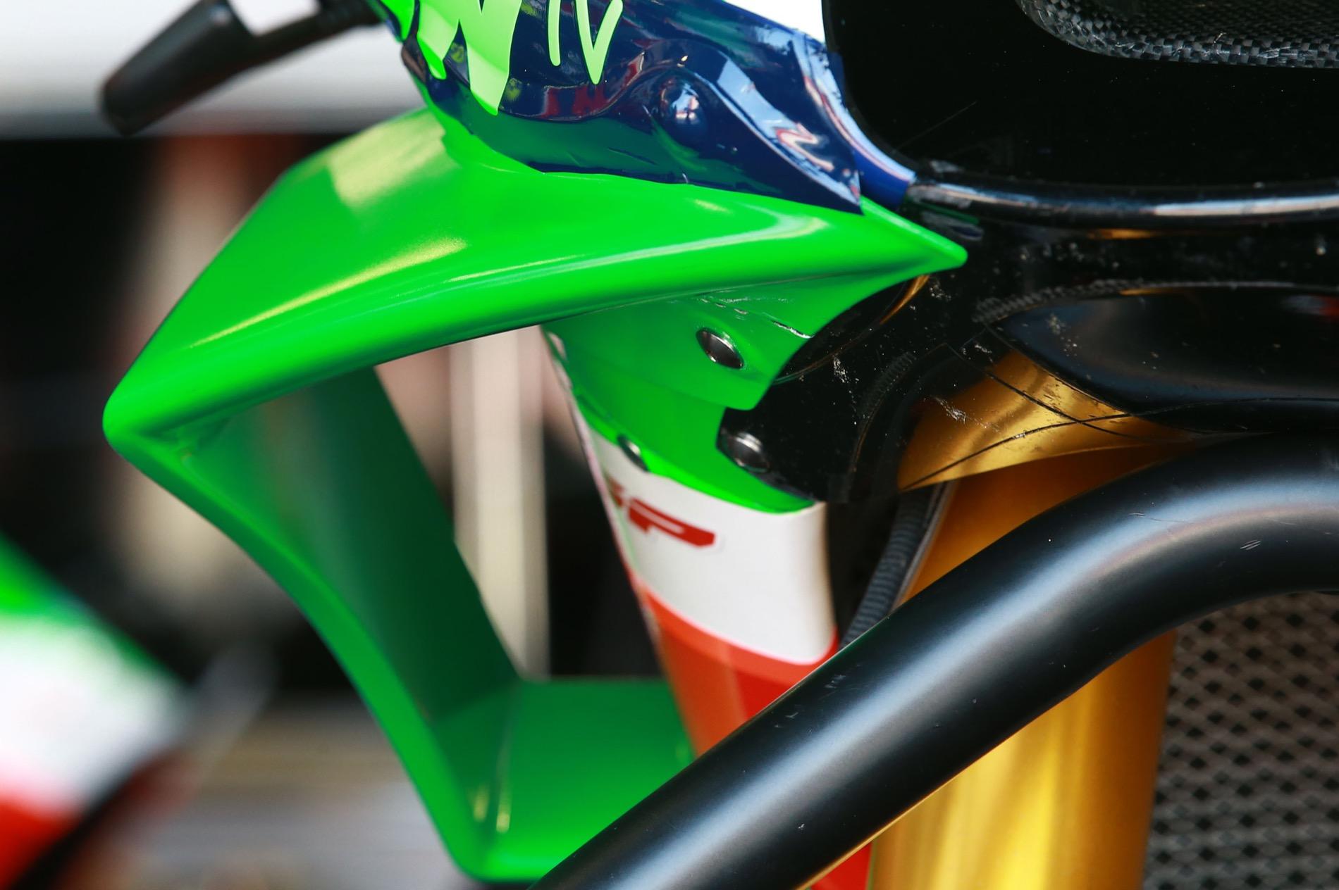 MotoGP 2017, todos los carenados