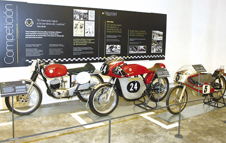 Cierra el Museo de la Moto de Barcelona