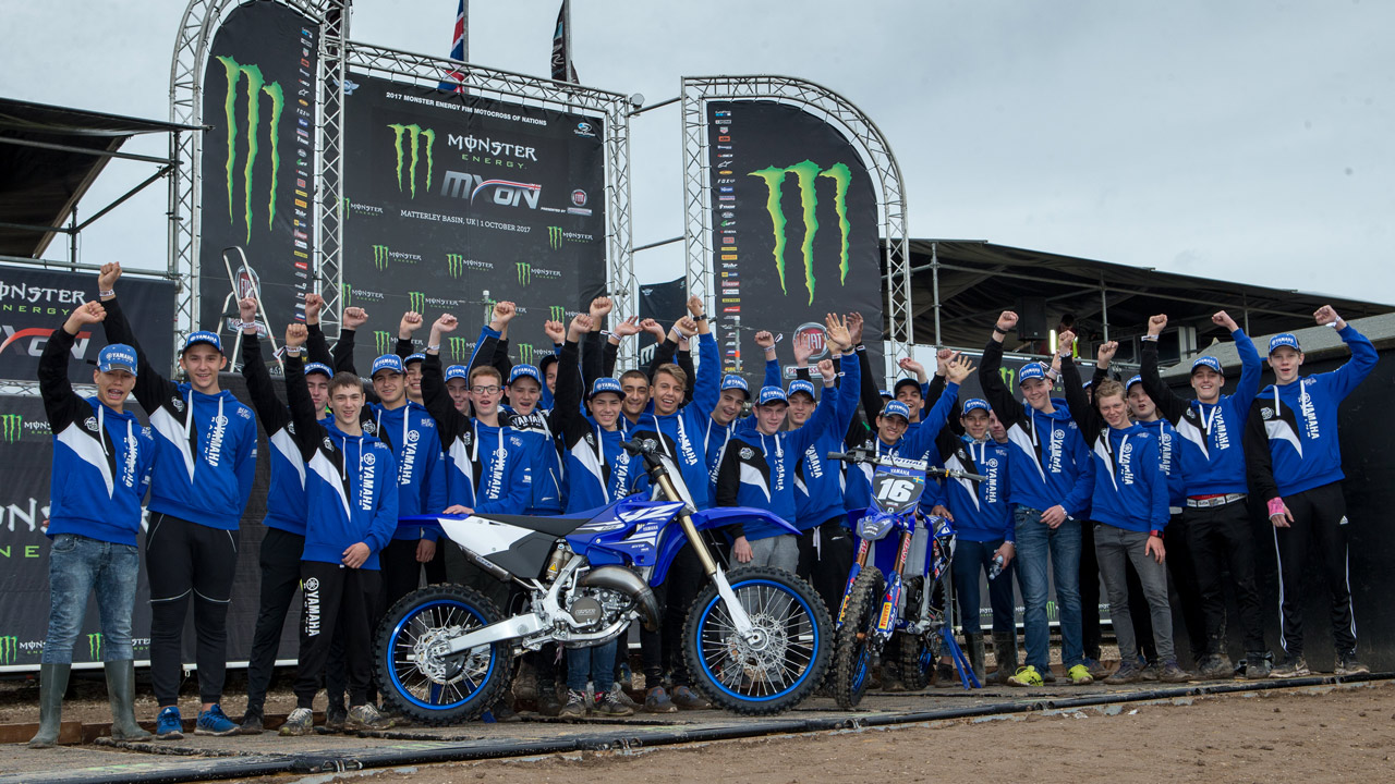 Fotos Superfinal YZ 125 bLU cRU Cup 2017