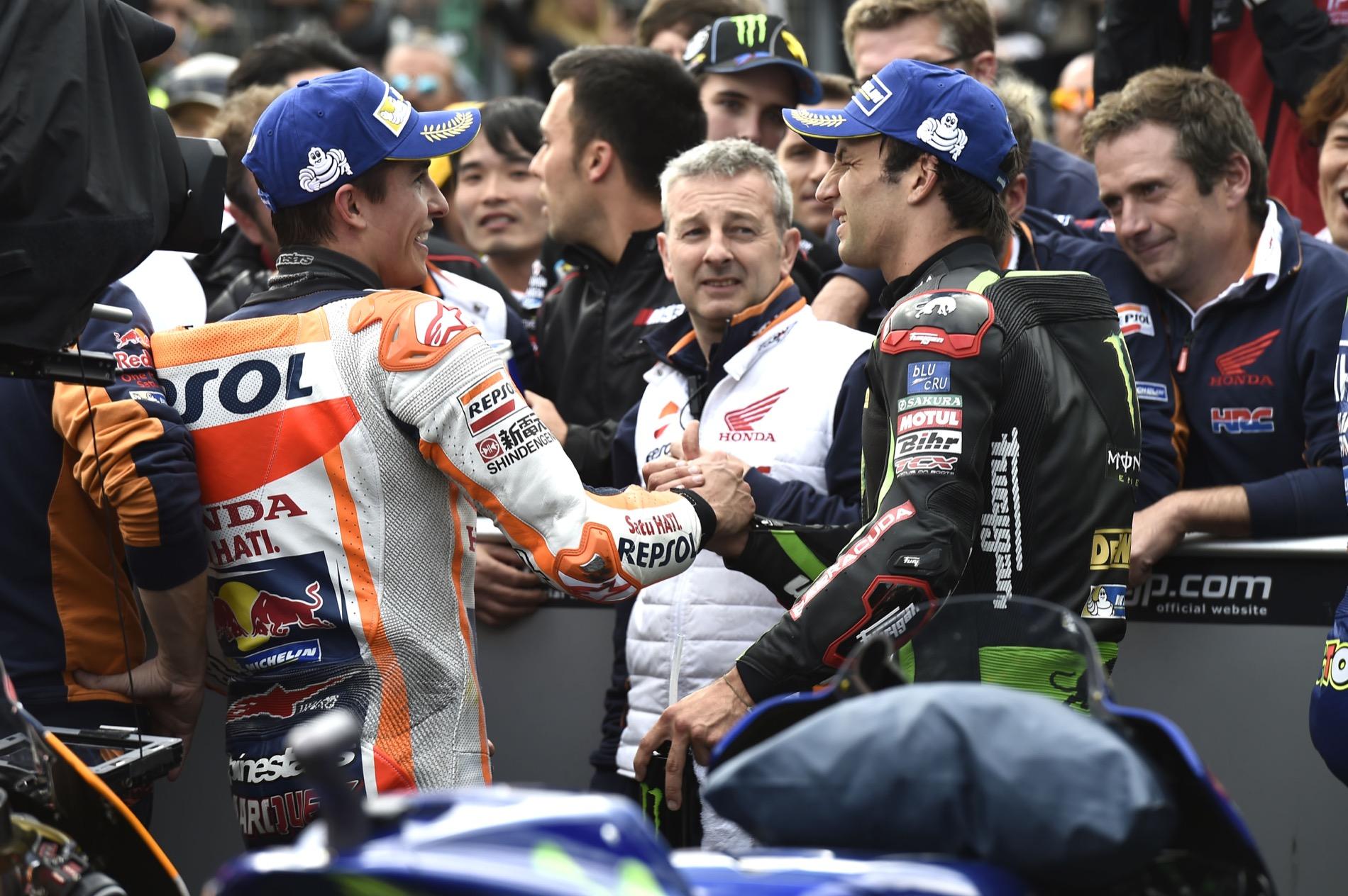 MotoGP Australia 2017, las mejores fotos