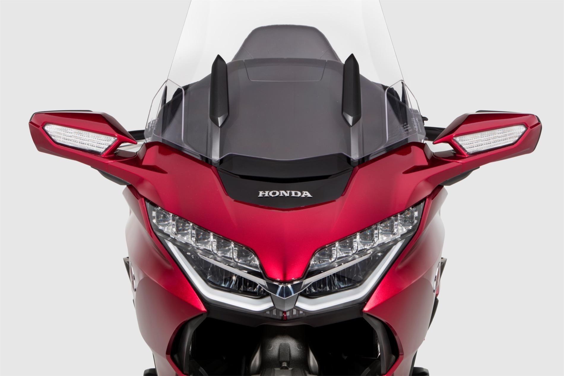 Honda Gold Wing 2018