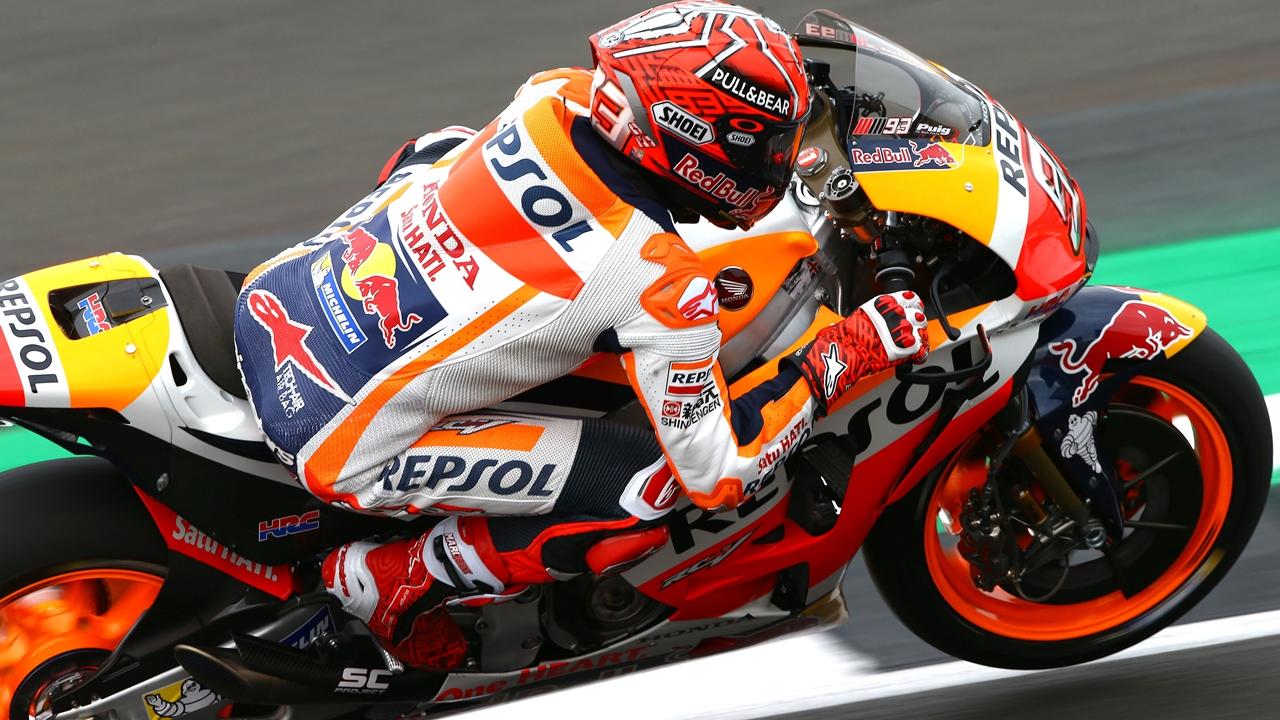 Marc Márquez, campeón de MotoGP 2017