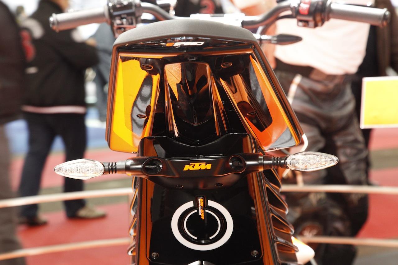 KTM E-SPEED, scooter eléctrico