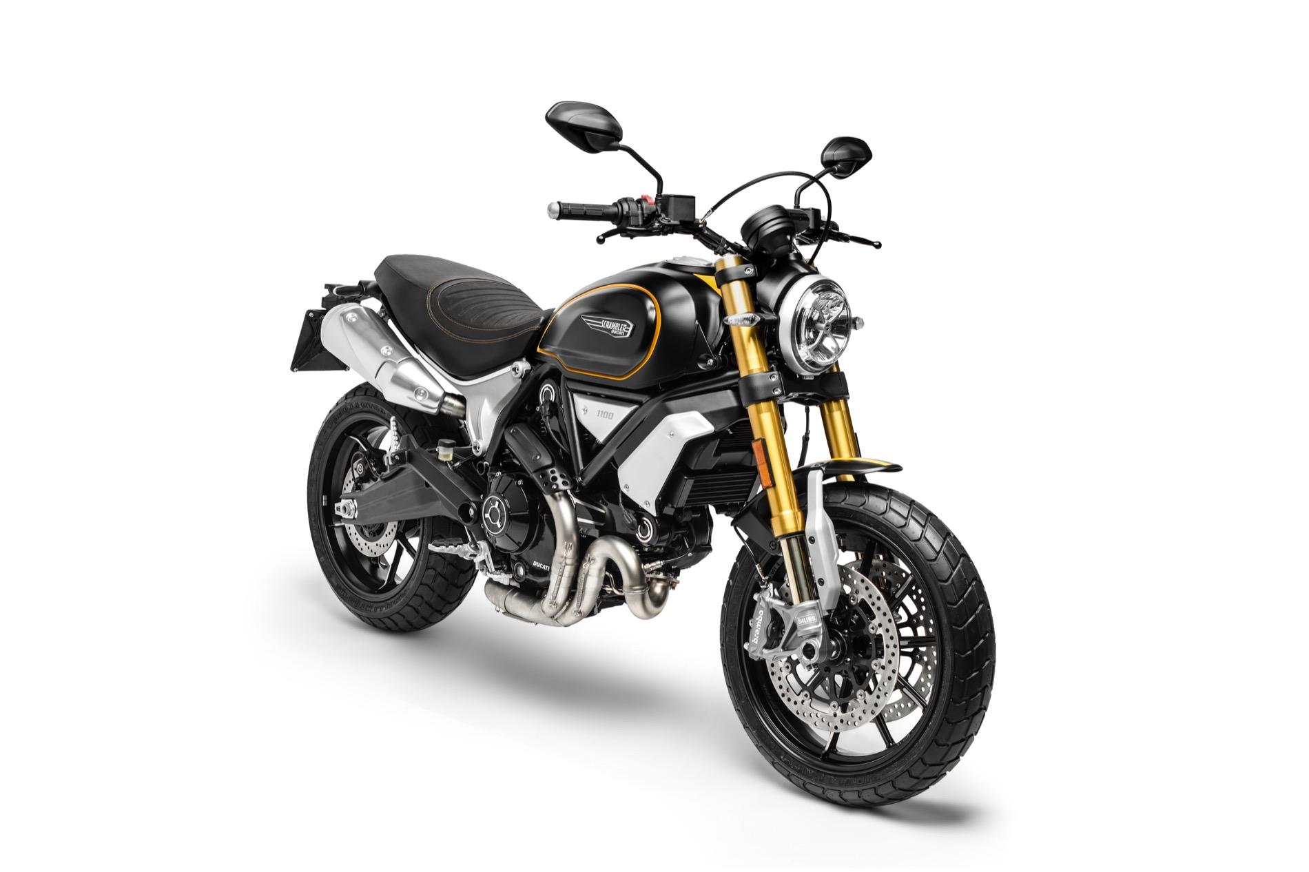 Ducati Scrambler 1100, Special y Sport