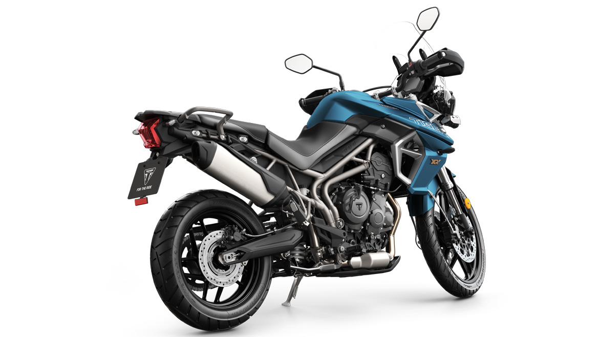 Triumph Tiger 800 XC y XR 2018. Fotos