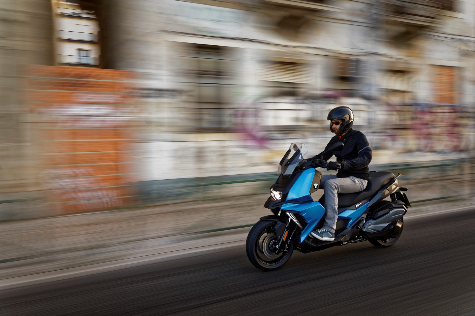 BMW C 400 X 2018, fotos