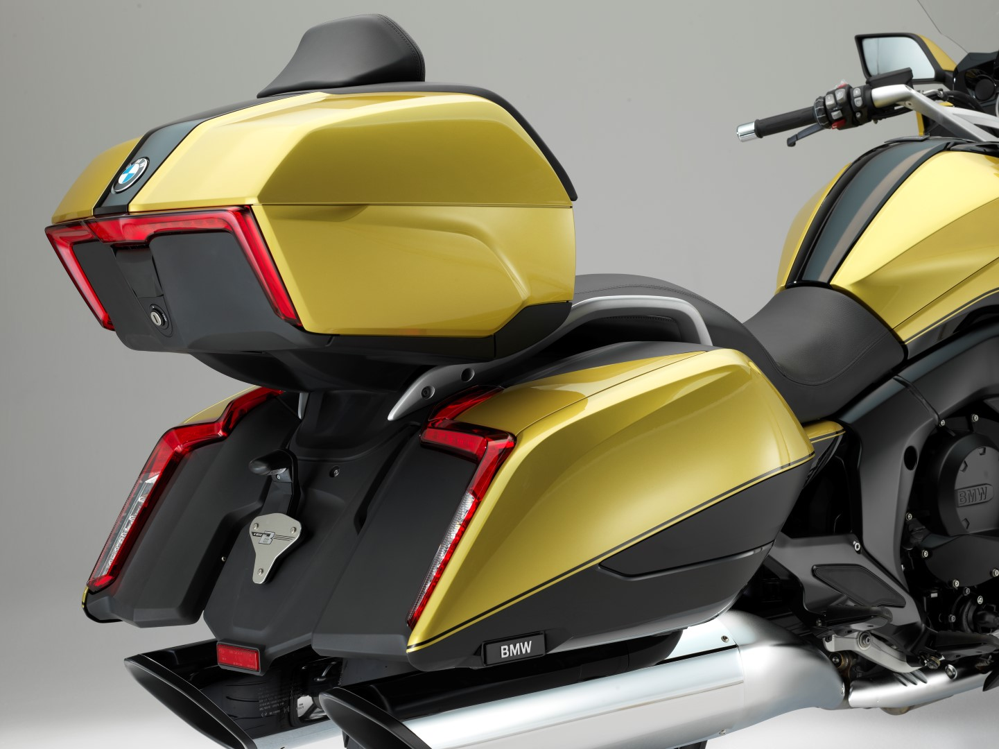 BMW K 1600 Grand America 2018, fotos
