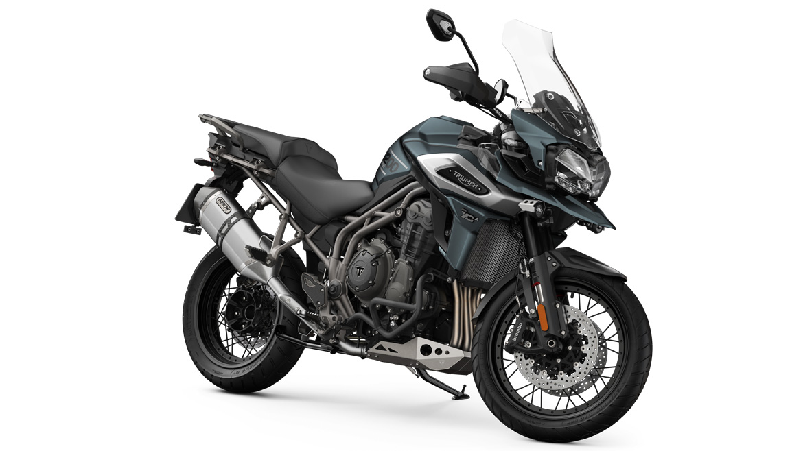 Triumph Tiger 1200 XC y XR 2018. Fotos