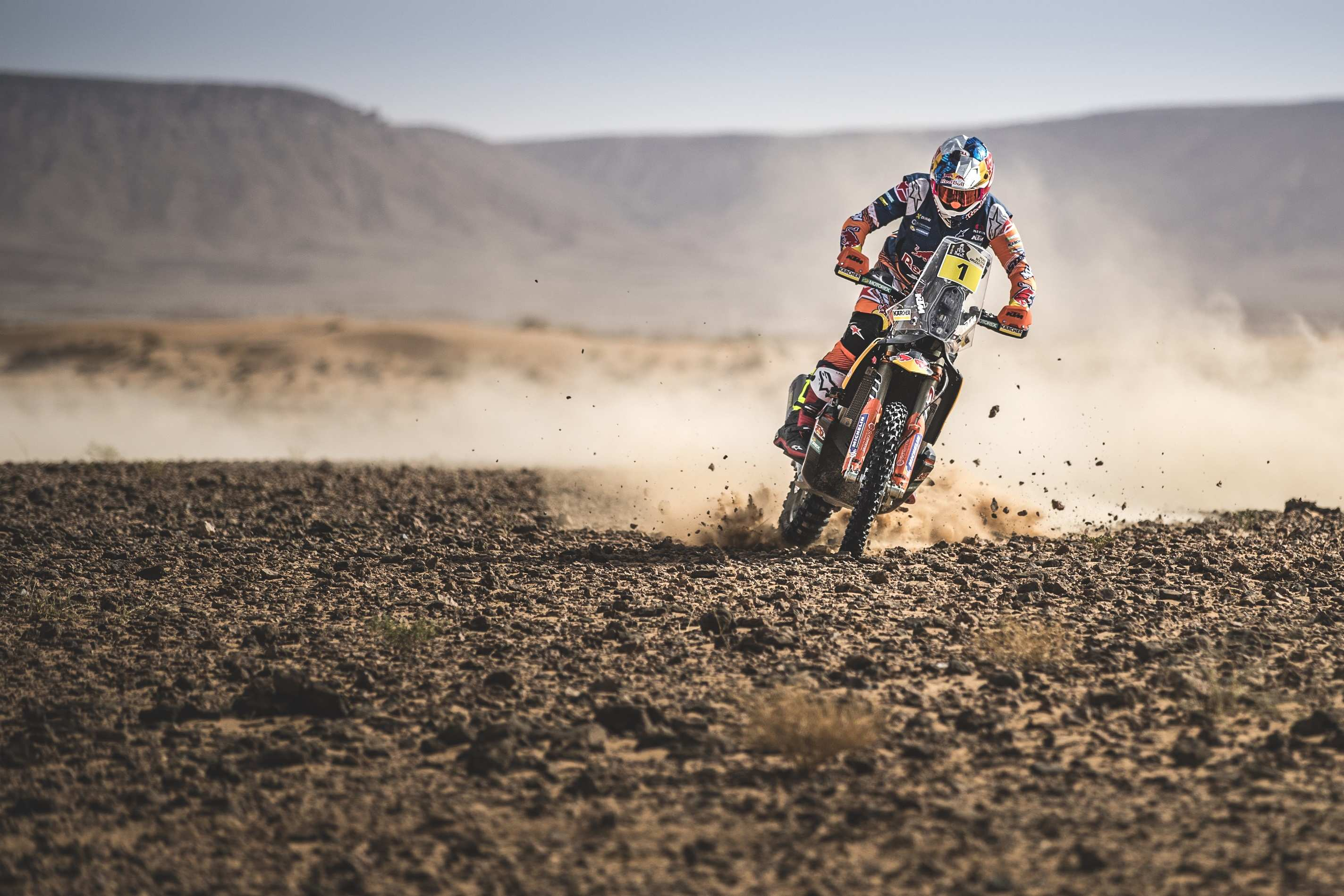 KTM 450 Rally 2018