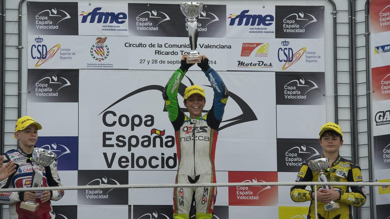 Alonso López, su camino al Mundial