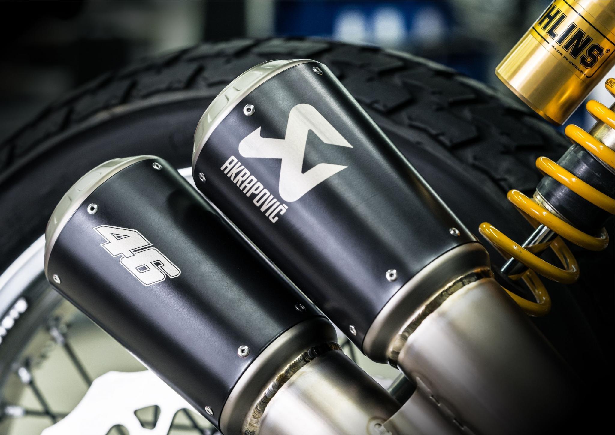 Yamaha MYA VR46