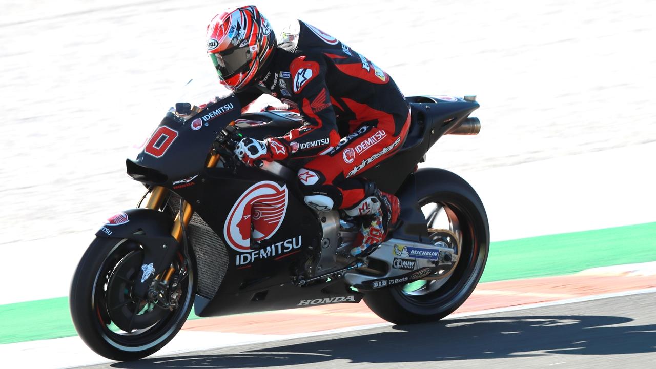 MotoGP 2018, test Valencia