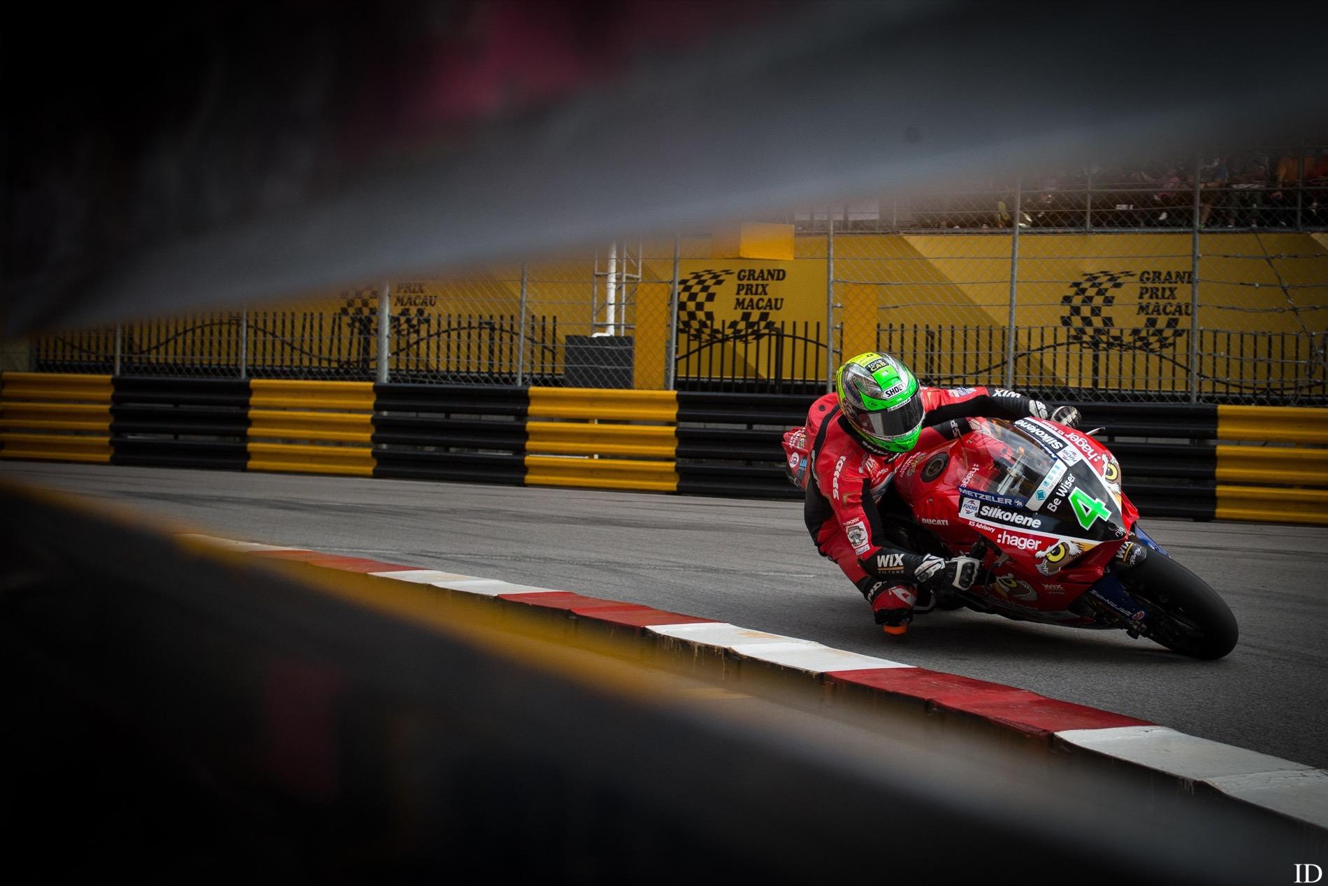 Gran Premio Macao 2017, carrera