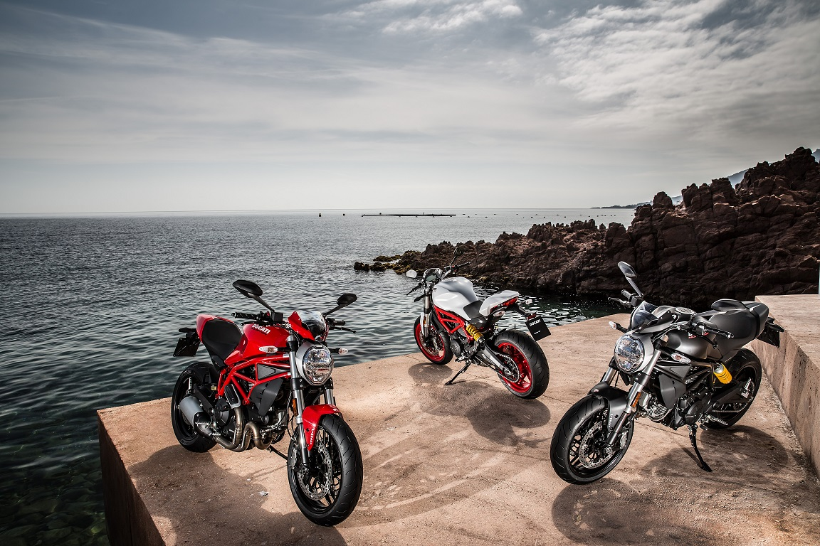 Ducati Red Friday, fotos
