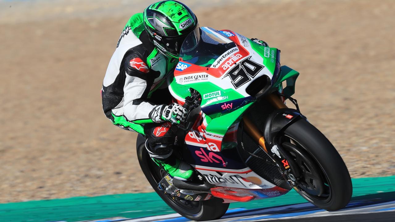 Test Jerez MotoGP 2018