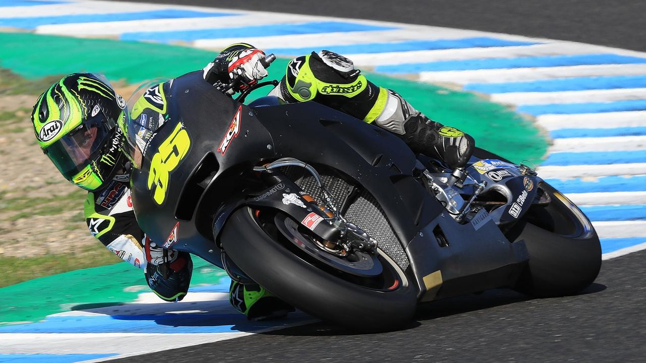 Los pilotos de MotoGP 2018, en Jerez