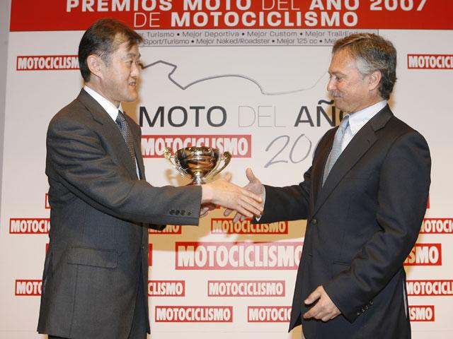 Motociclismo en el Salón de la Moto de Madrid