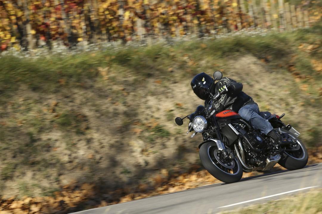Kawasaki Z900RS, prueba y fotos