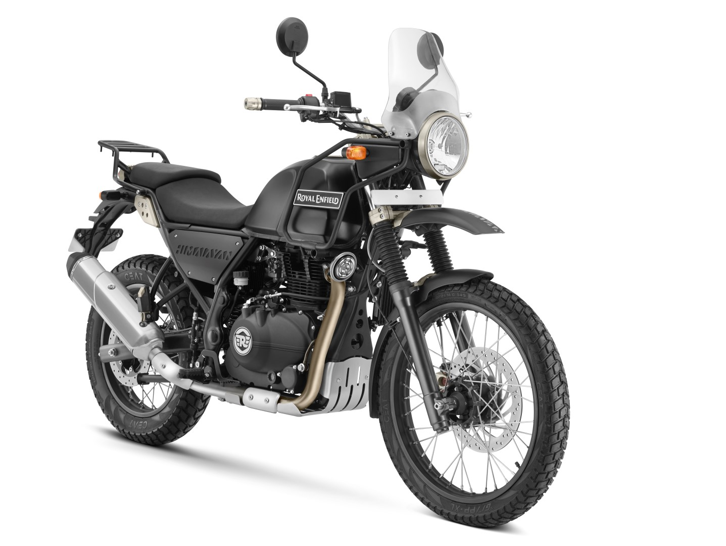 Royal Enfield Himalayan 410, fotos