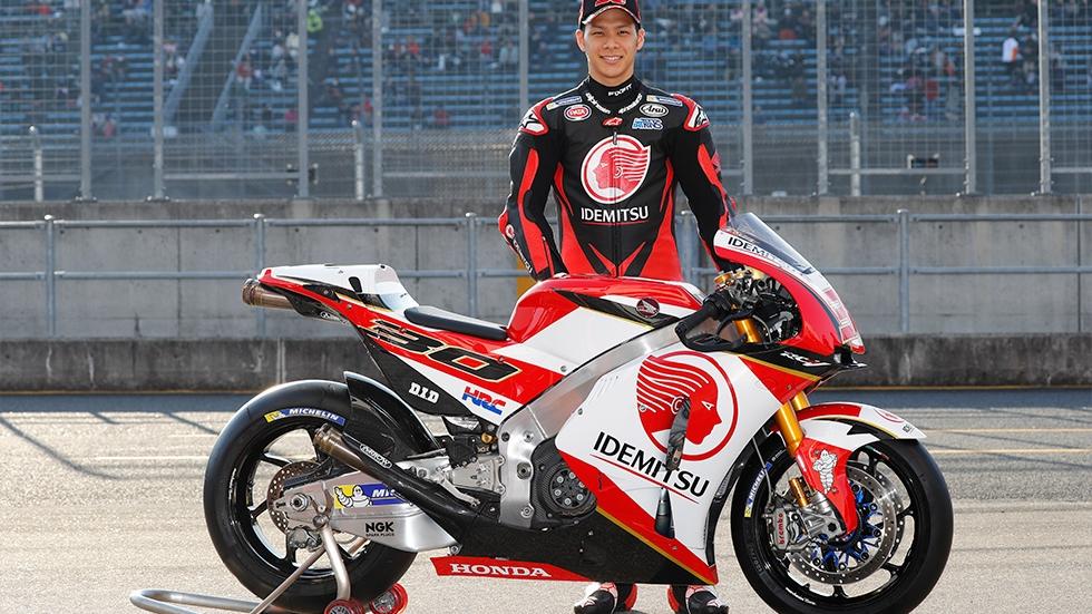 Honda RC213V MotoGP 2018, Takaaki Nakagami