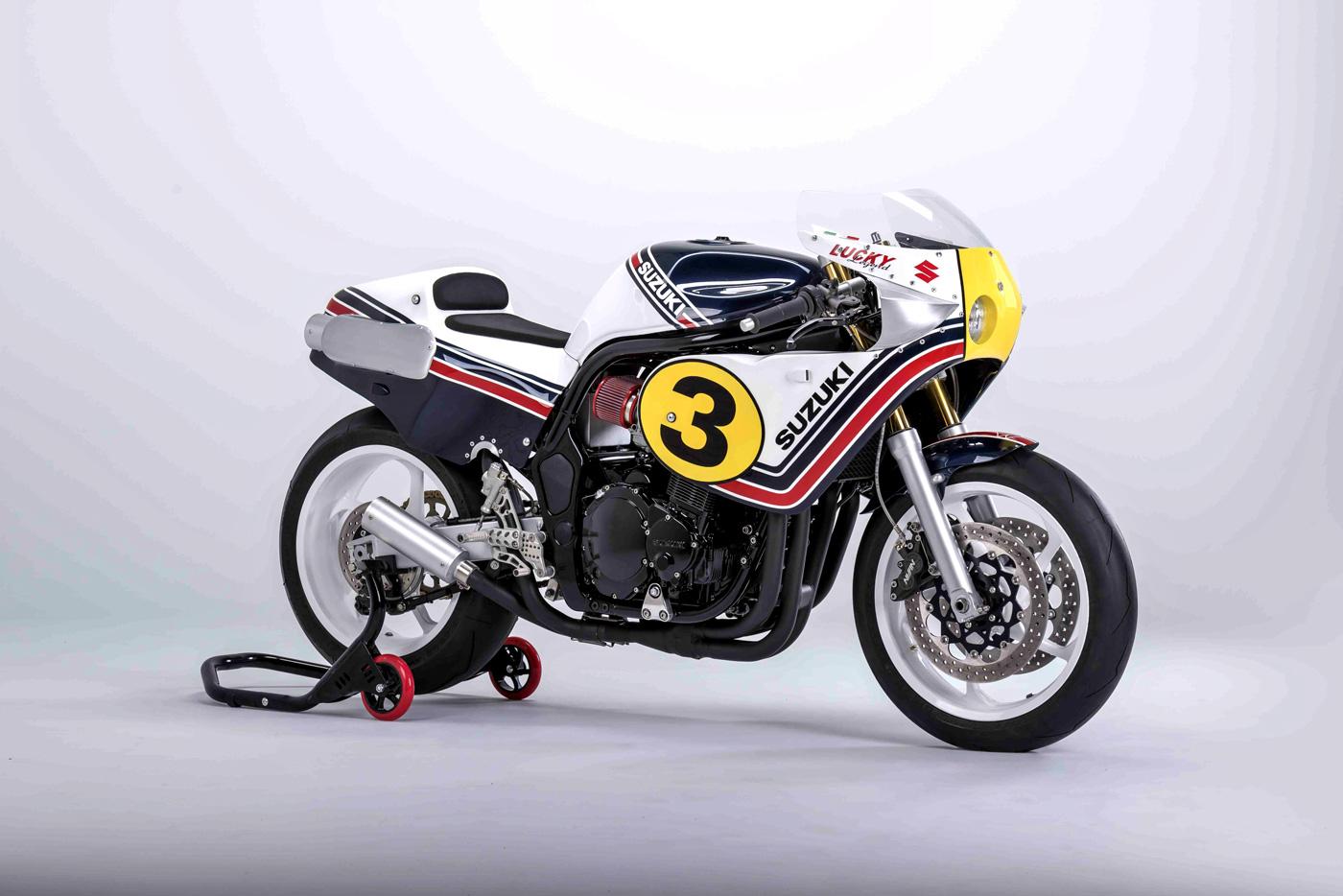 Suzuki LUCKY X