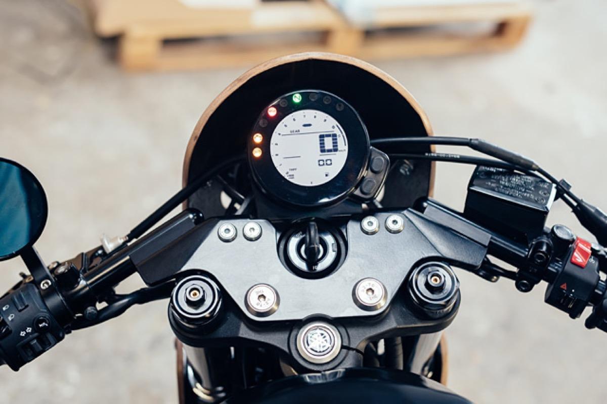 "Yamaha XSR700 ""Hanko"""