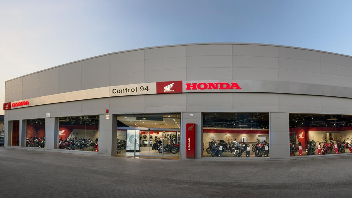 Control 94 Honda