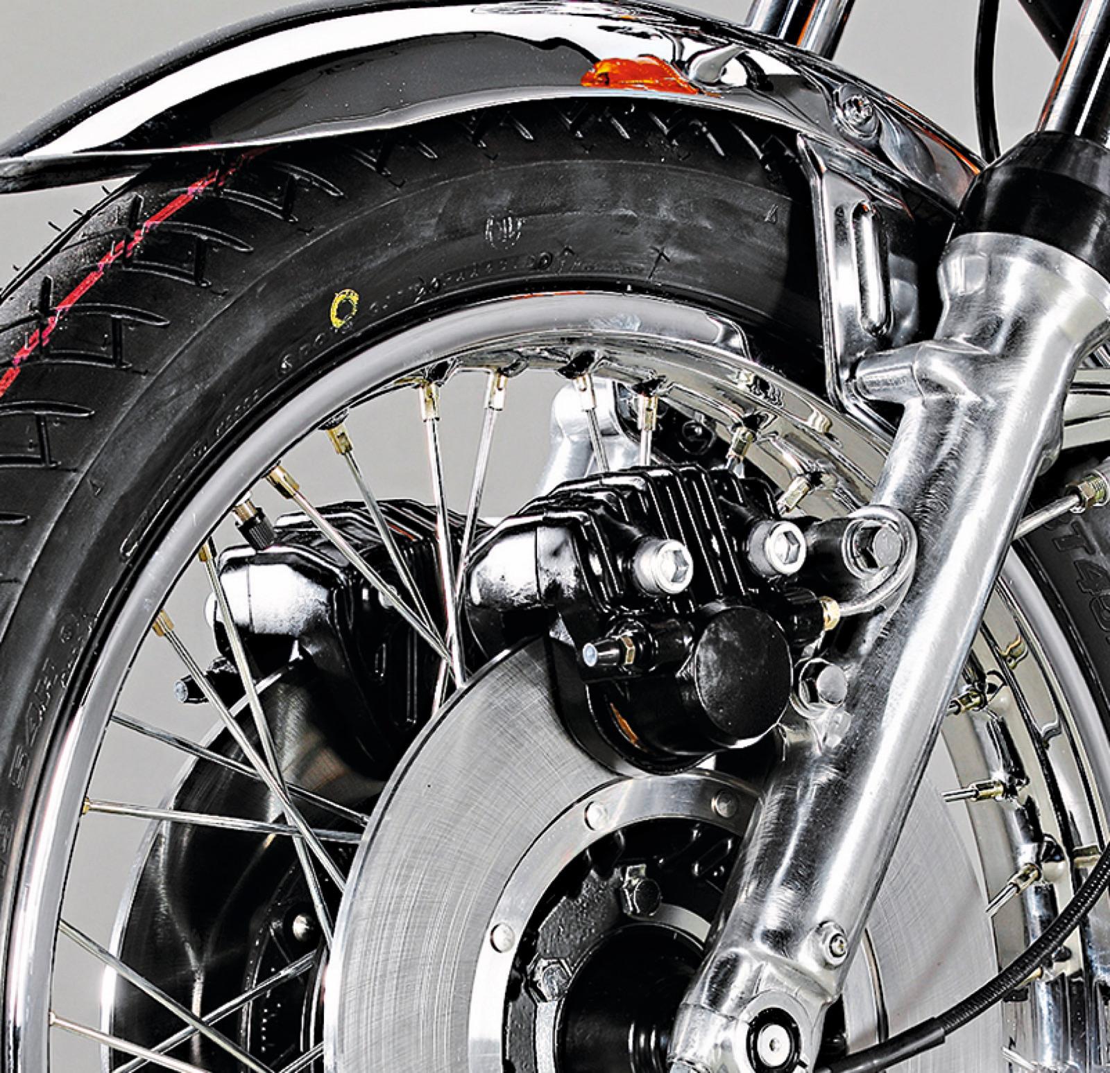 Kawasaki H2 750, la 750cc dos tiempos