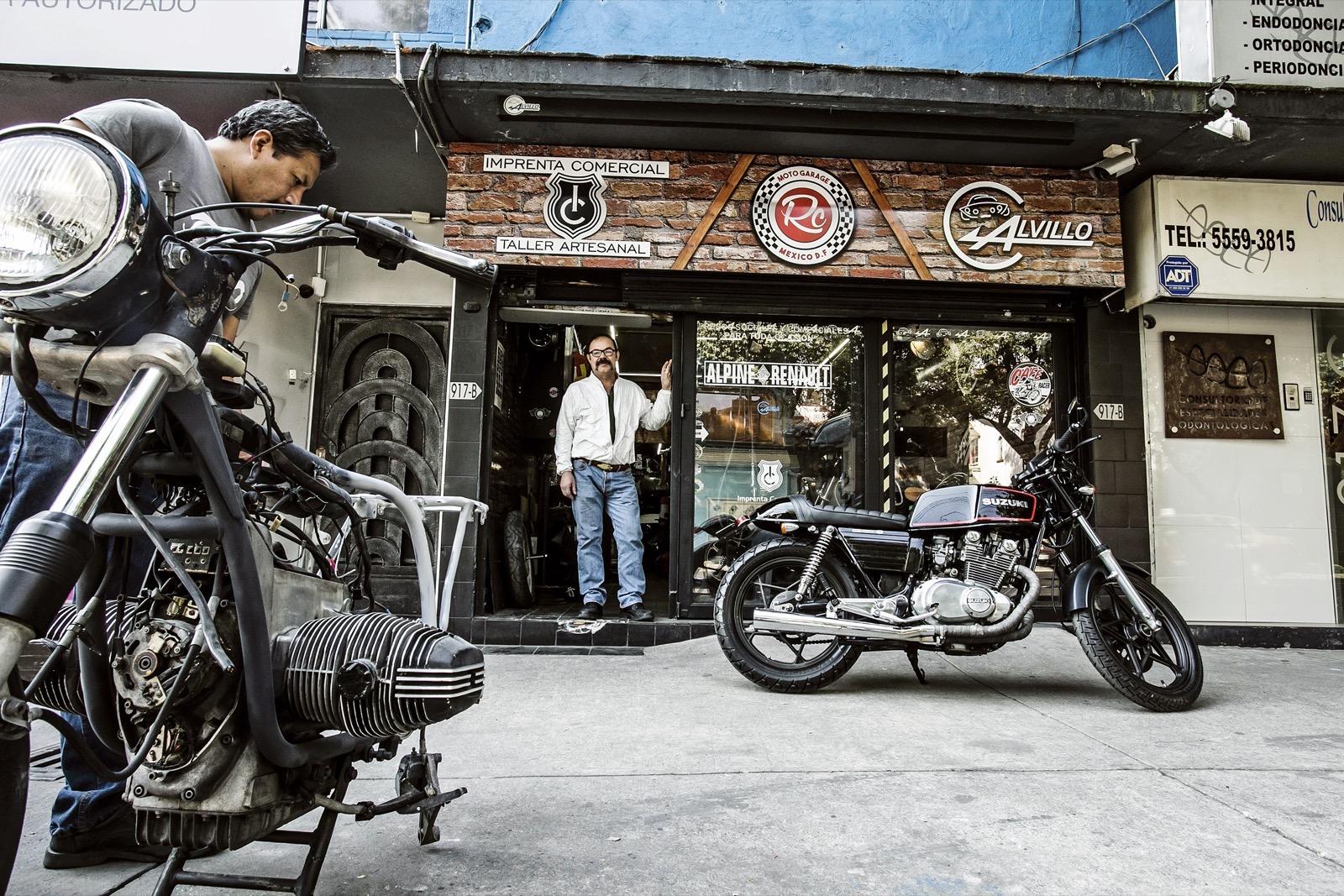 Escena custom en México
