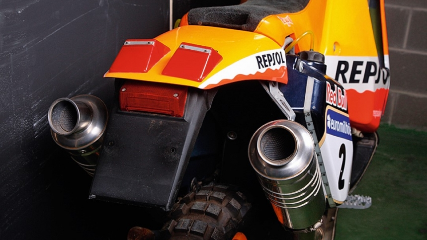 KTM LC4 660R 2006